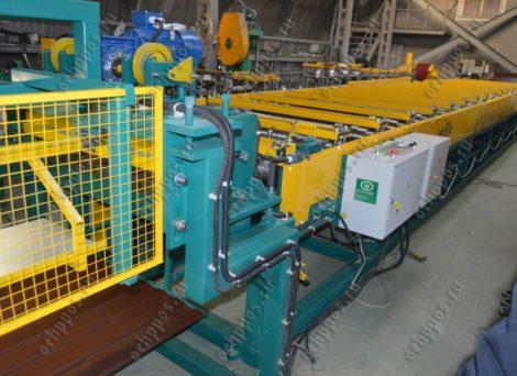 Оборудование для производства профлиста С8