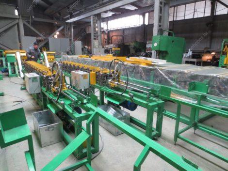 Оборудование для производства профиля КНАУФ (Knauf)