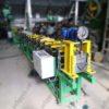 Оборудование для производства ветровой планки фигурной