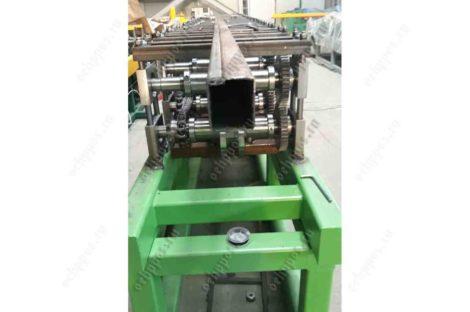 Оборудование для производства профильной трубы с фальцевым замком