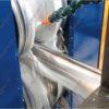 Линия высокочастотной сварки труб