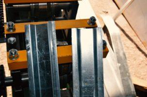 Оборудование для переработки упаковки рулонного металла