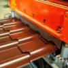 Оборудование для производства металлочерепицы Банга