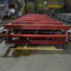 Конвейер для выгрузки профиля или металлочерепицы