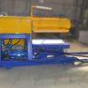 Разматыватель консольный гидравлический (с загрузочной тележкой), модель РКГ10