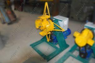 Рулонный разматыватель консольный приводной типа, модель РК3,5