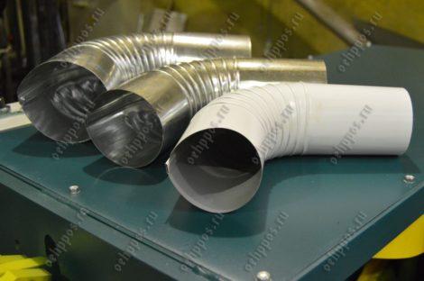 Станок для производства отводов. Коленогиб.