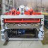 Оборудование для производства металлочерепицы типа «Каскад»
